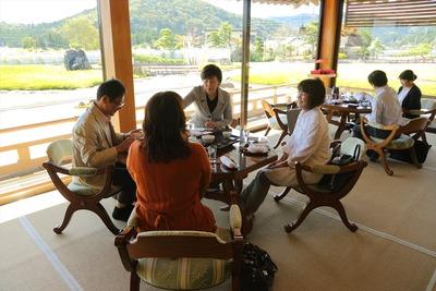 ふくしま お茶祭り in 飛翔庵3