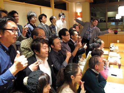 ソーシャルCafe at さすいちお鍋を囲む会&名刺交換会!4