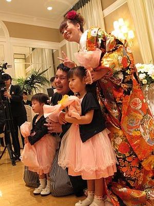 元スタッフの結婚式5