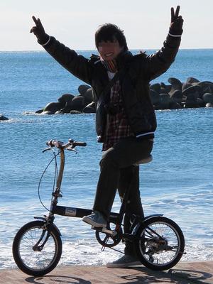 立派な自転車は要らないのです