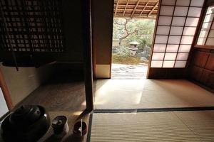 茶室・・・侘び寂の境地3