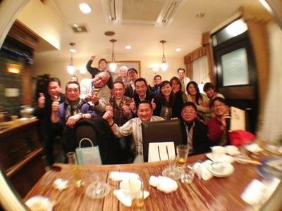 ソーシャルシフトの会の忘年会4