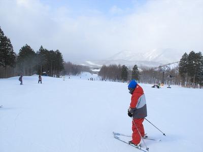 箕輪スキー場0223
