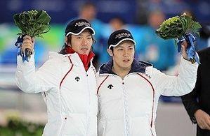 日本人選手の快挙