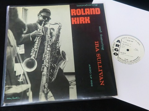 Roland Kirk Introducing Roland Kirk