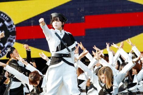 速報】欅坂467thシングル曲「アンビバレント」披露。センターは7作連続で平手友梨奈