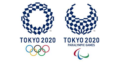 東京オリンピックロゴ