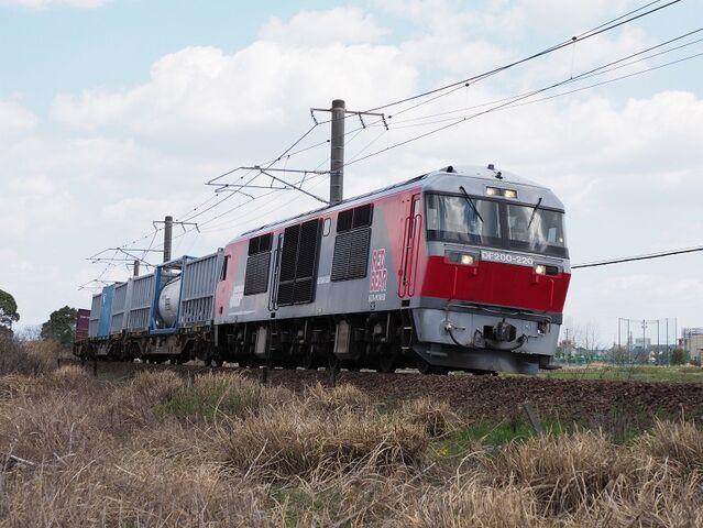 2 DF200-220 永和~弥富間 その3