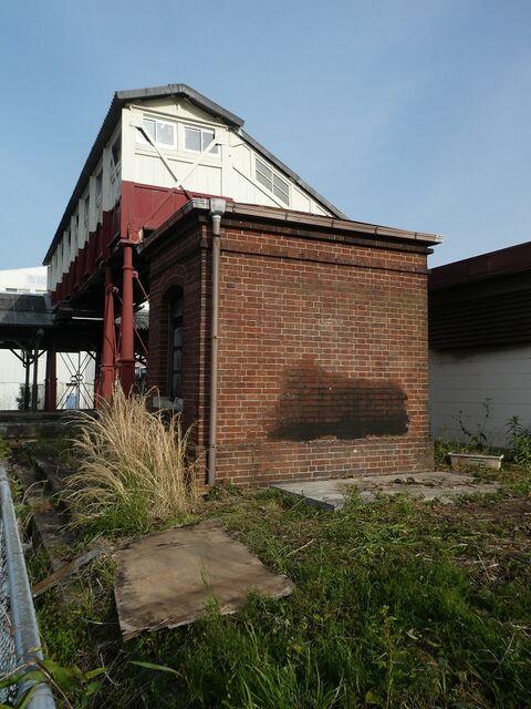 4 半田駅と跨線橋 その7