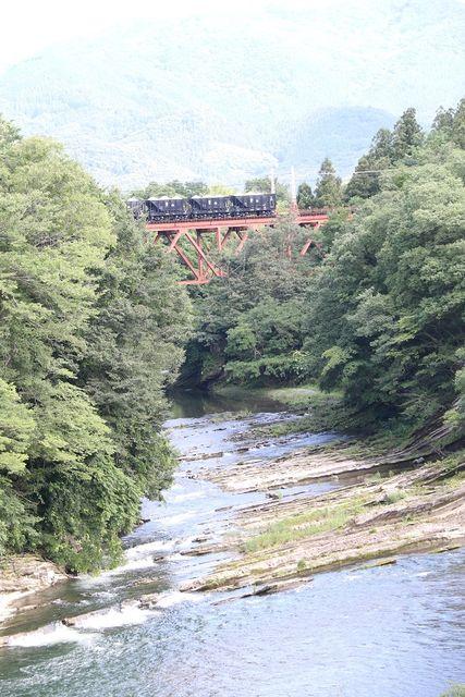 5  秩父鉄道 武州原谷~和銅黒谷間 301号機 石灰石列車 その2