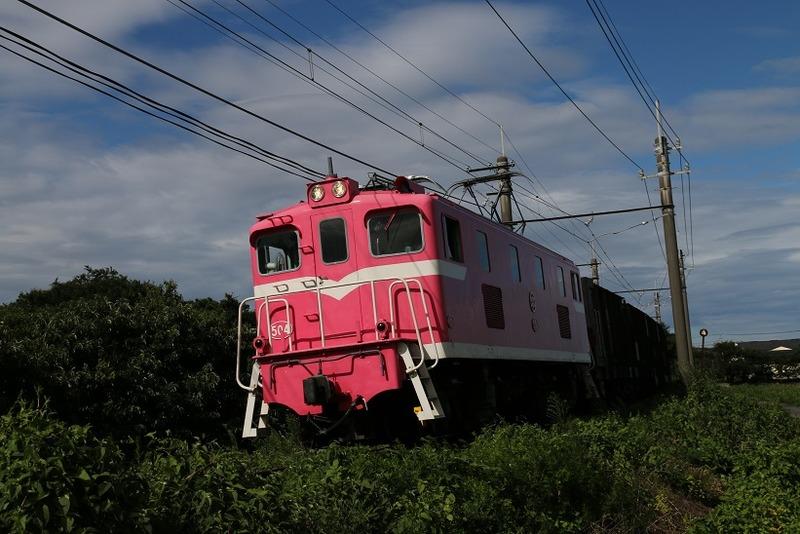 6  貨物線 504号機 その3