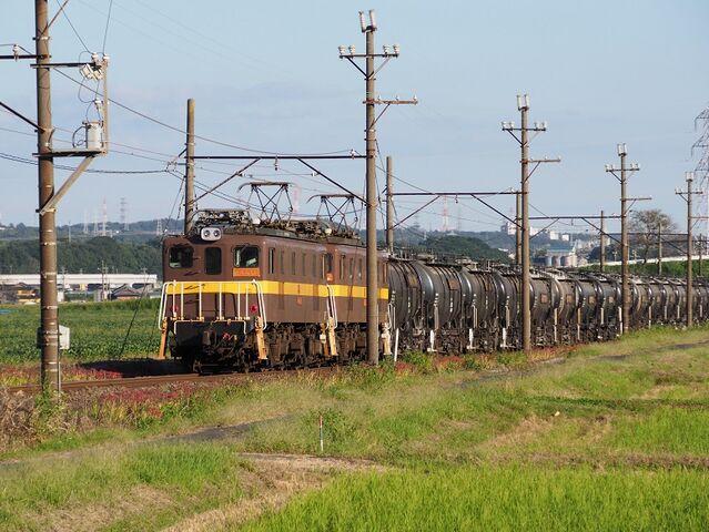 8  ED5081+5082 三里~丹生川間 その1
