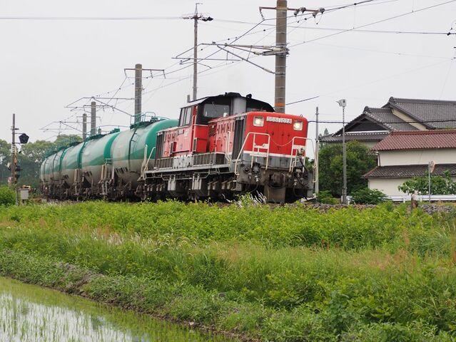 6 DD51-1028 石油列車 永和~弥富間 その3
