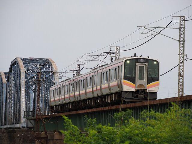 0 羽越本線 普通電車 新津~京ヶ瀬間 その1
