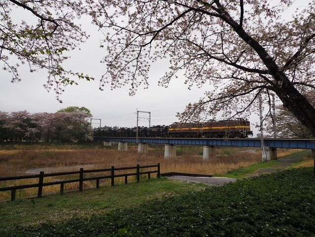 1 宇賀川橋梁 ED5082+5081 三里~大安間 その3