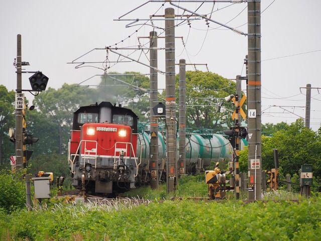 6 DD51-1028 石油列車 永和~弥富間 その1