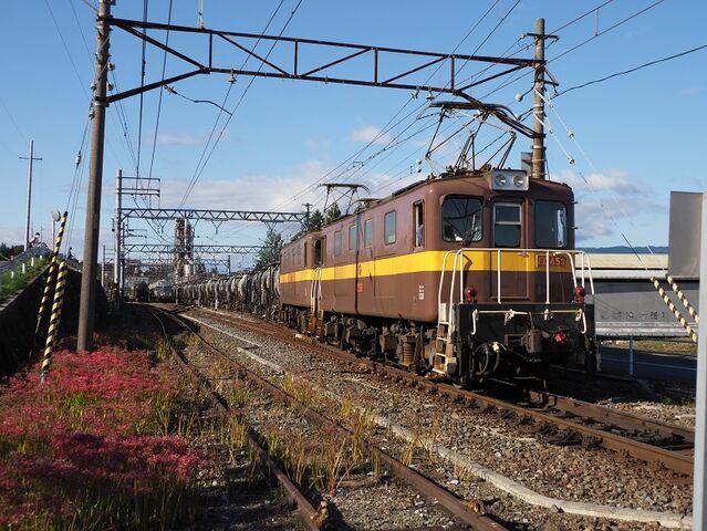 7 ED453+452 東藤原駅にて その3
