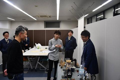 バートドリッパー 試飲体験会 5
