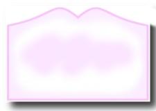 デザイン20曲線ピンク