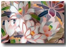 デザイン70花柄2加賀友禅