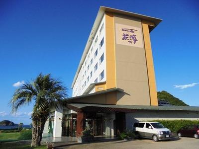 ホテル花遊�