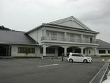 名張市 武道場