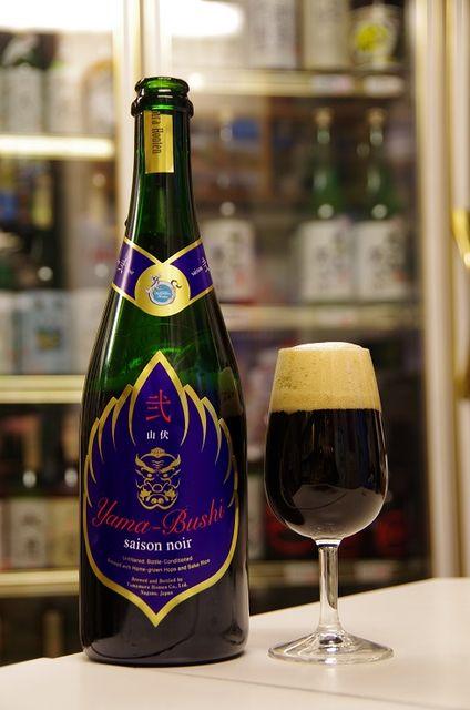 180212志賀高原ビール「山伏・弐」
