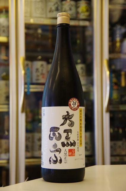 170523大黒正宗・純米吟醸無濾過生原酒