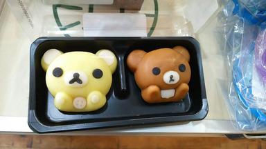 リラックマ 和菓子