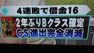 阪神Bクラス