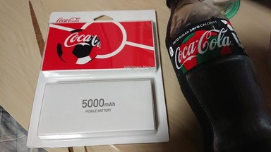 コーラ ボトル