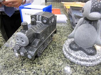 石の機関車トーマス