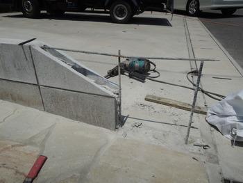 ブロックの復旧