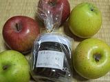 林檎とマーマレード
