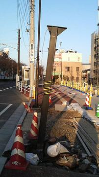 ララガーデン前歩道2