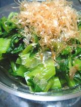 小松菜料理
