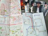 地図いろいろ