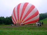 熱気球に乗ってみた