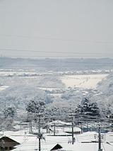 3月でも雪