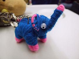 タイの象さん