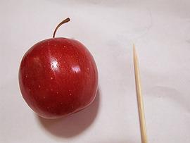 姫リンゴさん