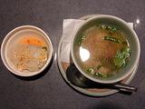 生春巻き&スープ2
