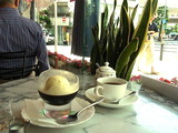 ③コーヒーぜりーと森のコーヒー2