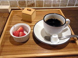 デザート&コーヒー①