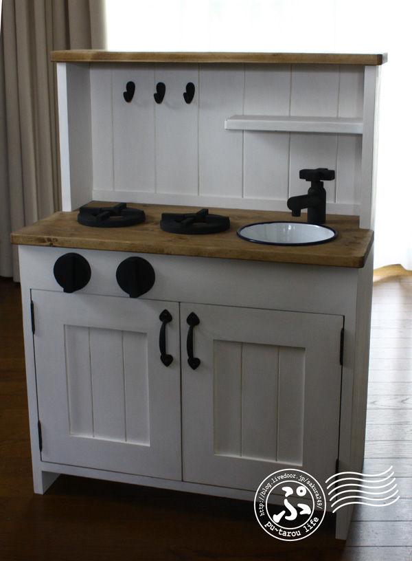 キッチン ままごとキッチン : ままごとキッチンの2台目が ...