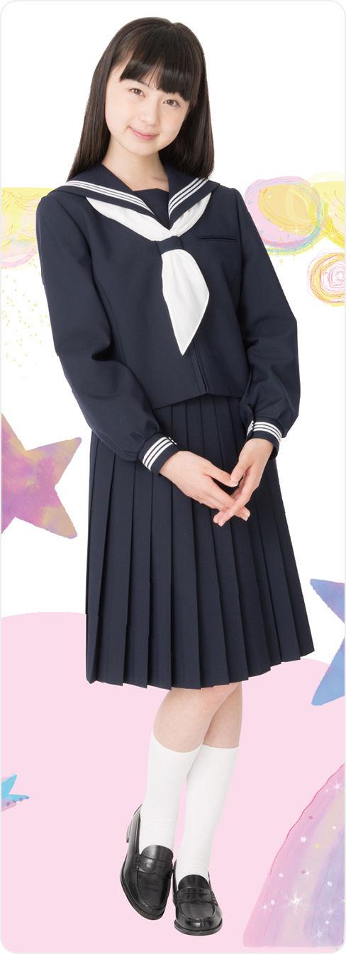 【悲報】カンコー学生服「痴漢に気を付けて」