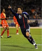 サッカー2012年五輪アジア最終予選日本×バーレーン清武弘嗣1