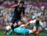 2012ロンドン五輪サッカー日本エジプト永井2