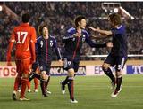 サッカー2012年五輪アジア最終予選日本×バーレーン扇原貴宏1