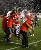 サッカー2012年五輪アジア最終予選日本×バーレーン関塚隆1